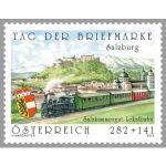 (2013) MiNr. 3087 ** - Rakousko -  Den známky - Salzkammergut Lokalbahn