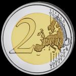 (2014) - 2 € - Belgie - 100. výročí od začátku I. sv. války (BU)