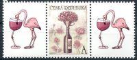 """(2014) č. 822 ** - Česká republika - Bouquet """"A"""""""