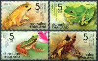 (2014) MiNr. 3429 - 3432 A ** - Thajsko -  Žáby