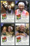 (2014) MiNr.  ** - Vanuatu - Nelson Mandela