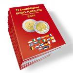 Euro katalog NJ (němčina) - mince a bankovky 2014