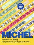 Katalog MICHEL Německo - Rollenmarken Deutschland 2006-=NOVÝ=-